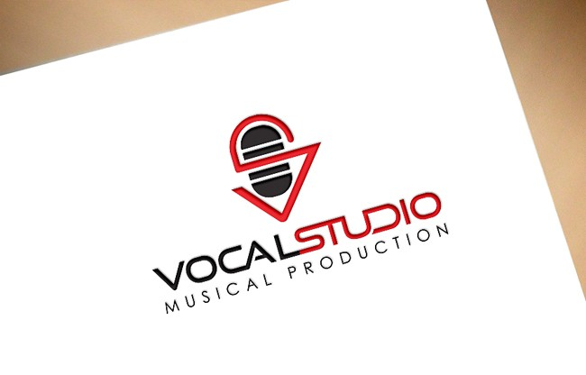 vocal studio logo