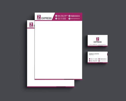 Zexpress Corporate Identity